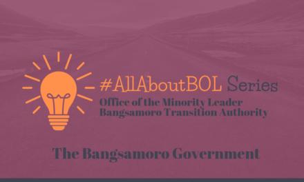 The Bangsamoro Government