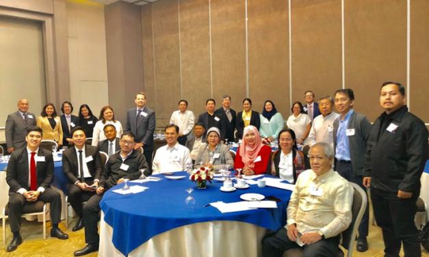 US Embassy Hosts Consultative Meeting with USG Alumni-Members of the BTA