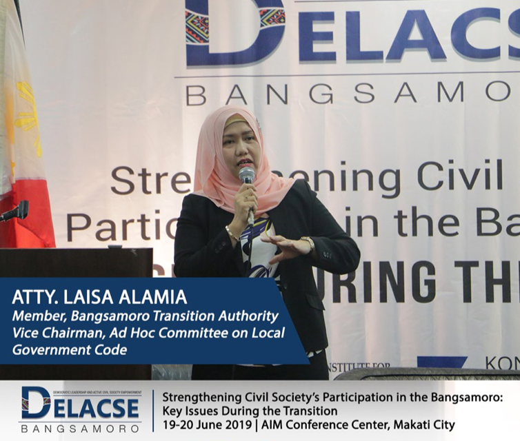 MP Atty. Alamia Talks About BARMM Financial Sustainability and Accountability