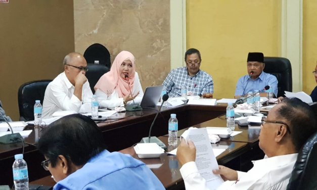 Ad Hoc Committee on LGC Conducts First Committee Meeting