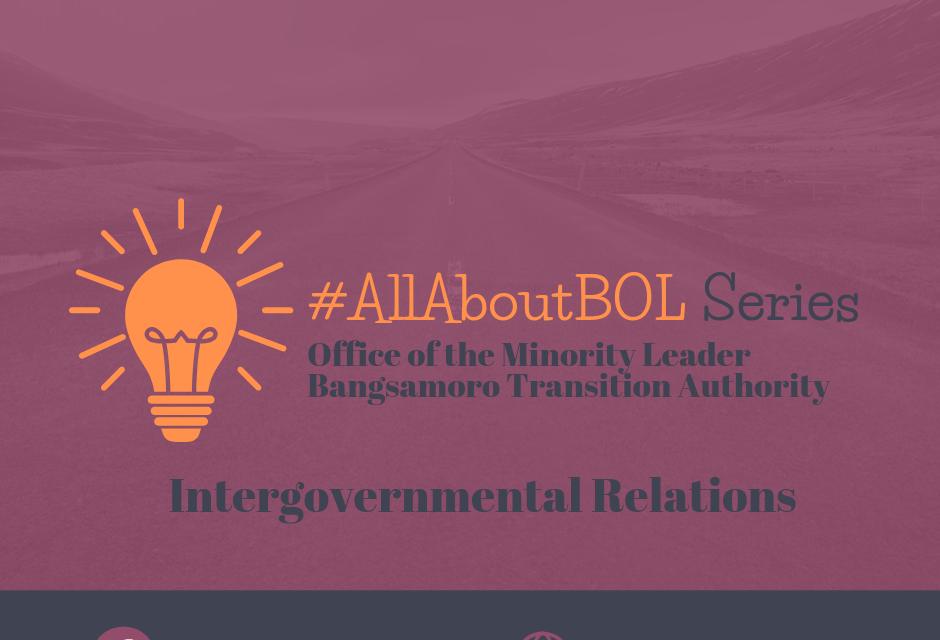 Intergovernmental Relations Article VI