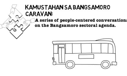 Bridging the Parliament and the Bangsamoro People: Kamustahan sa Bangsamoro