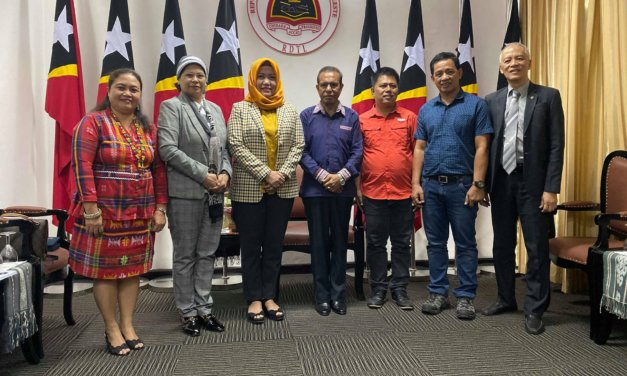 Lessons from the Timorese: MP Atty. Alamia Joins Learning and Solidarity Mission to Timor Leste