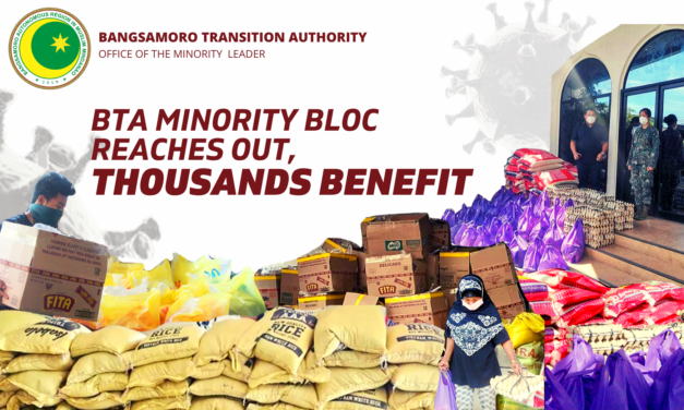 BTA minority bloc reaches out, thousands benefit