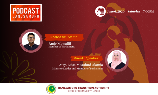 Podcast Bangsamoro: Women's rights in the Bangsamoro region
