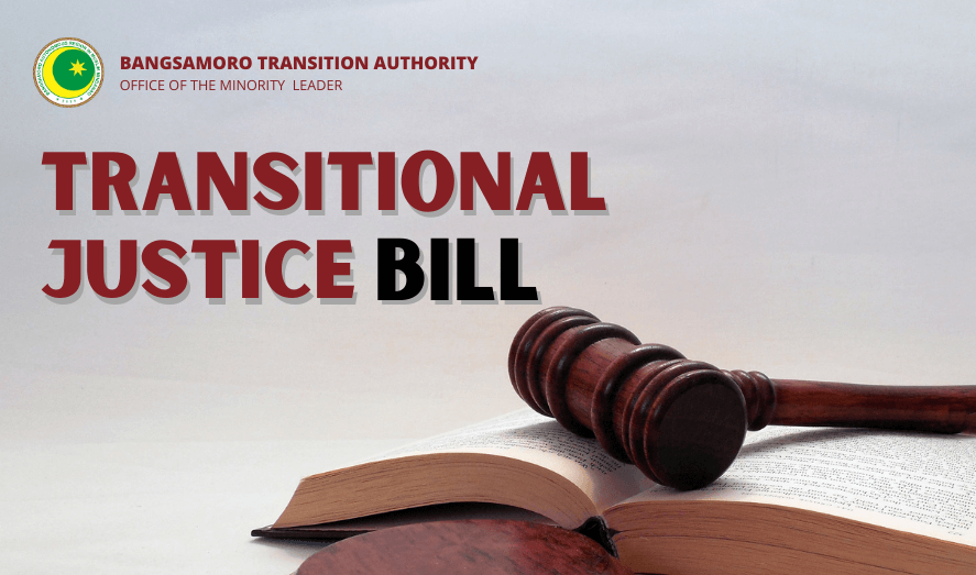 MP Alamia: Transitional Justice bill key to healing and reconciliation in the Bangsamoro