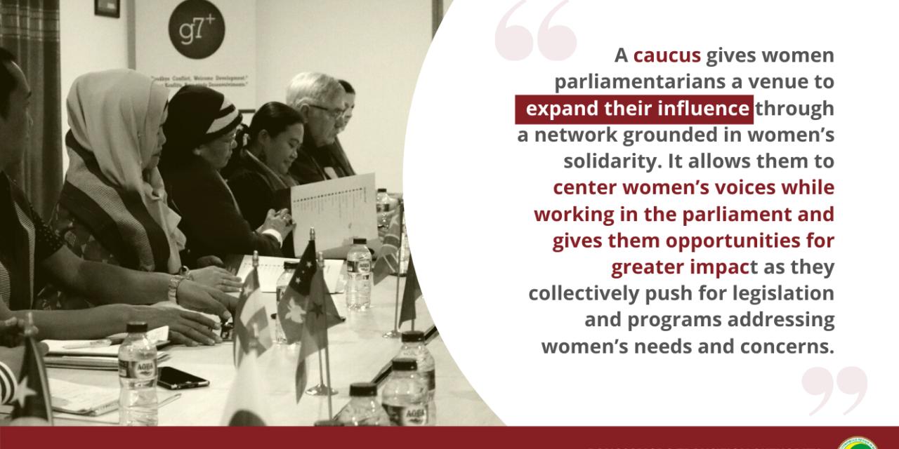 Women's Caucus in the Parliament