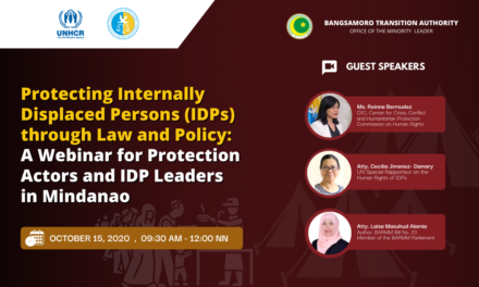 Protecting Internally Displaced Persons (IDPs) through Law and Policy