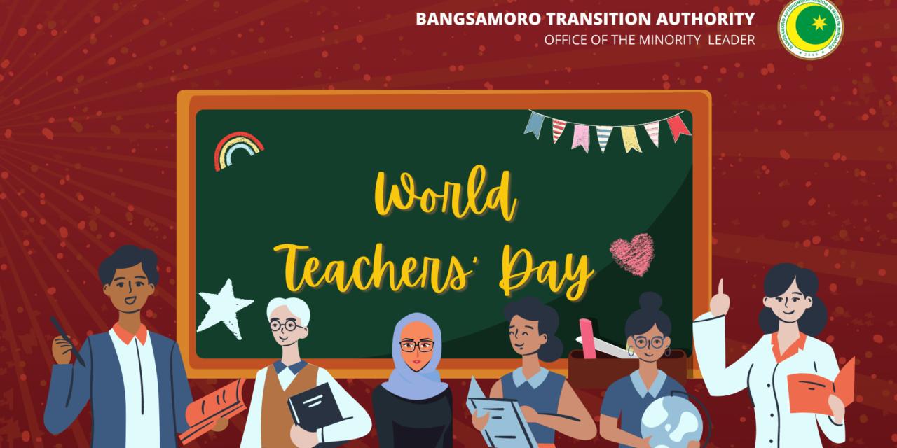 2020 World Teachers' Day