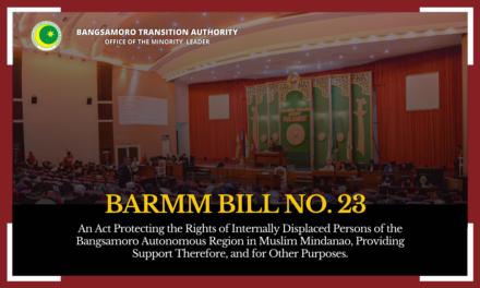 MP Alamia files IDP Bill