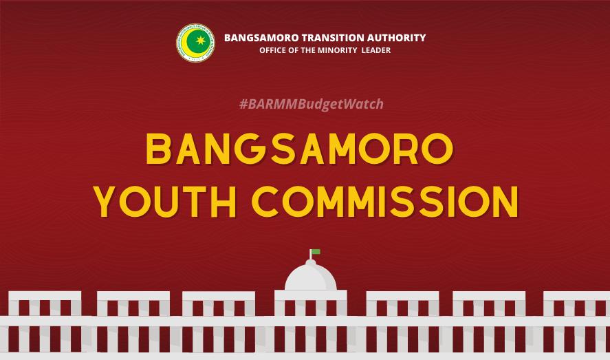 #BARMMBudgetWatch: Bangsamoro Youth Commission