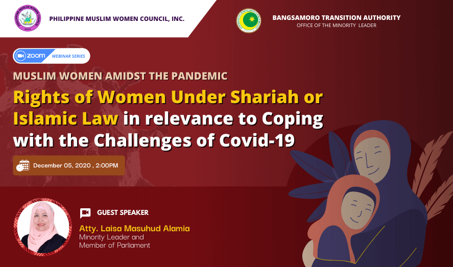 Muslim Women Amidst The Pandemic: Challenges and Coping Strategies