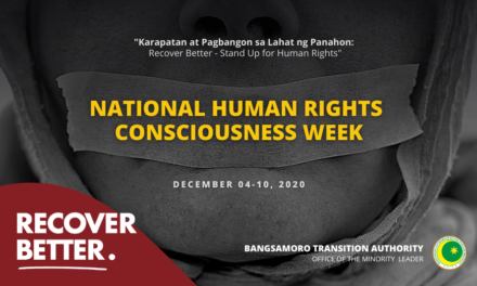 2020 National Human Rights Consciousness Week