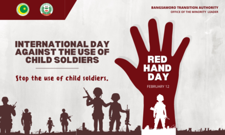 Celebrating the International Day Against the Use of Child Soldiers