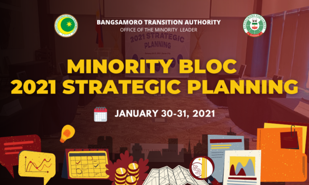 Minority Bloc 2021 Strategic Planning