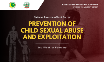 2021  National Awareness Week for the Prevention of Child Sexual Abuse and Exploitation