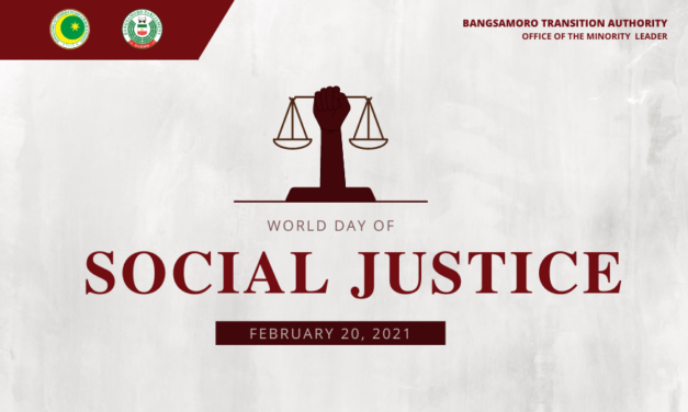 2021 World Day of Social Justice