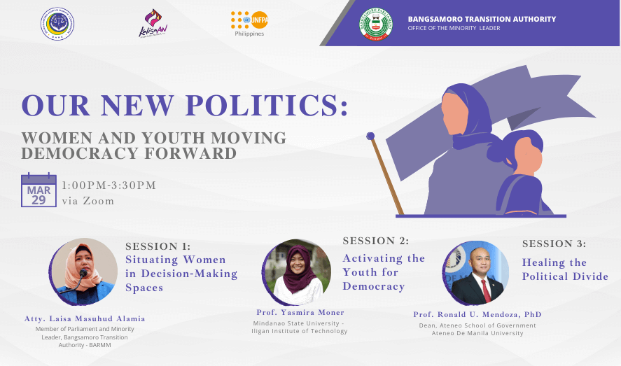Our New Politics Webinar