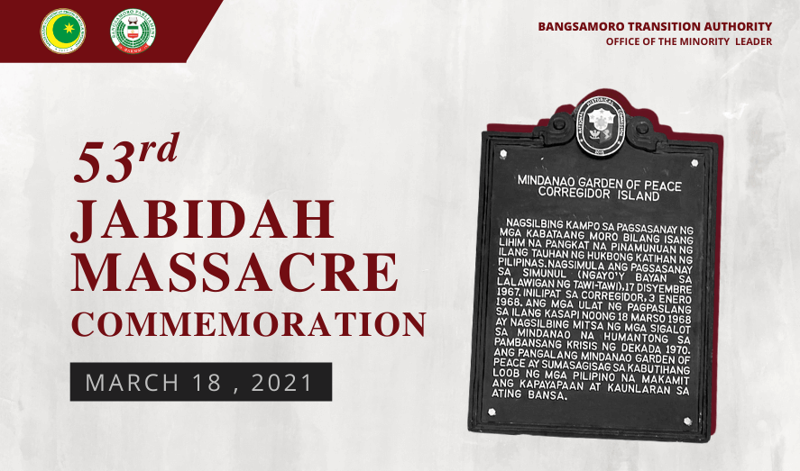 53rd Jabidah Massacre Commemoration