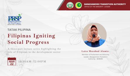 Filipinas Igniting Social Progress