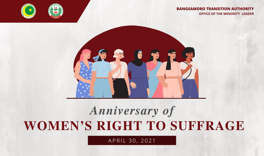 Anniversary of Women's Right to Suffrage