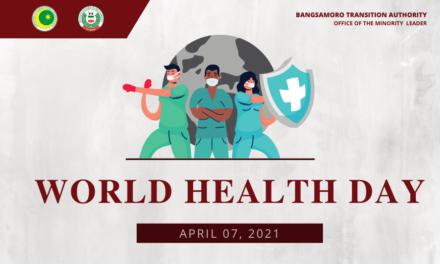2021 World Health Day