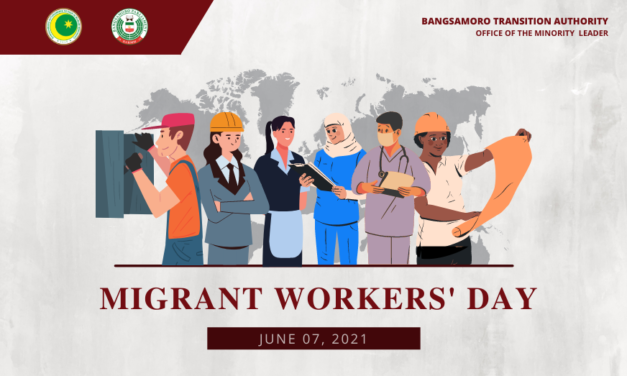 2021 MIgrant WOrkers' Day