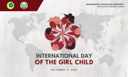 2021 International Day of the Girl Child